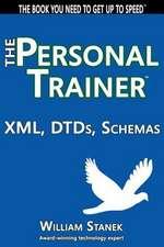 XML, Dtds, Schemas