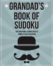 Grandad's Book of Sudoku