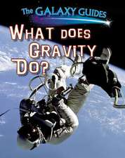 What Does Gravity Do?