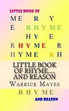 Little Book of Rhyme.....