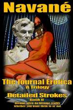 The Journal Erotica Book LL Detailed Strokes