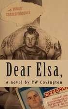 Dear Elsa,