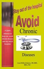 Avoid Chronic Diseases
