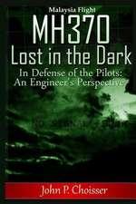 Malaysia Flight Mh370 - Lost in the Dark