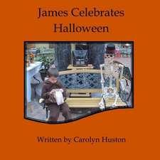 James Celebrates Halloween