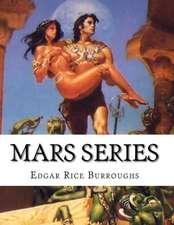 Mars Series, Edgar Rice Burroughs
