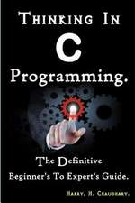 Thinking in C Programming