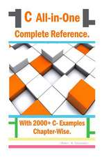 C All-In-One Complete Reference
