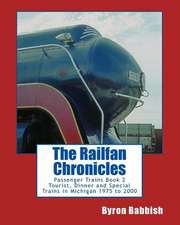 The Railfan Chronicles, Passenger Trains, Book 2
