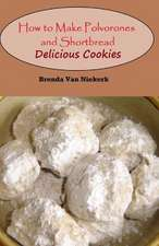 How to Make Polvorones and Shortbread