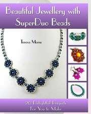 Beautiful Jewellery with Superduo Beads