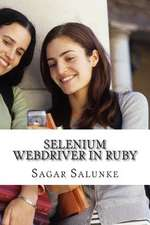 Selenium Webdriver in Ruby