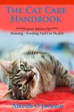 The Cat Care Handbook