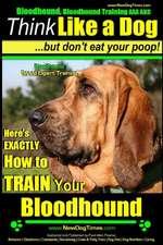 Bloodhound, Bloodhound Training AAA Akc