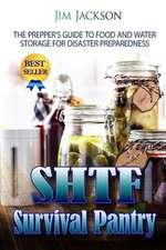 Shtf Survival Pantry