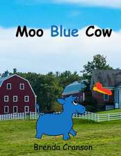 Moo Blue Cow