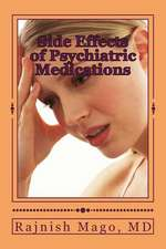 Side Effects of Psychiatric Medications