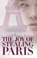 The Joy of Stealing Paris
