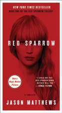 Red Sparrow (Media Tie-In)