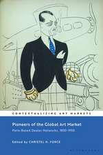 Pioneers of the Global Art Market