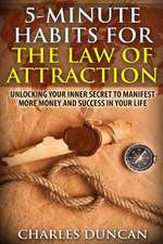 5-Minute Habits for the Law of Attraction