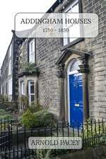 Addingham Houses 1750-1850