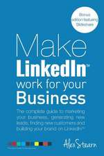 Make Linkedin Work for Your Business