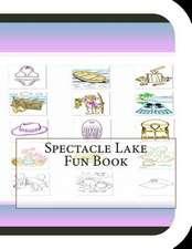 Spectacle Lake Fun Book