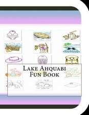 Lake Ahquabi Fun Book