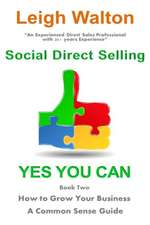 Social Direct Selling Yes You Can Book Two