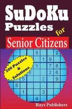 Sudoku Puzzles for Senior Citizens