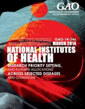 National Institutes of Health Research Priority Setting, and Funding Allocations Across Selected Diseases and Conditions