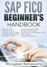 SAP Fico Beginner's Hand Book