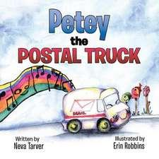 Petey the Postal Truck