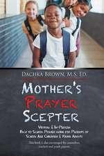 Mother's Prayer Sceptre