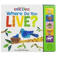 Eric Carle Little Lift & Listen