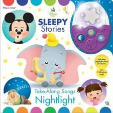 Disney Baby Take Along Nightlight Book