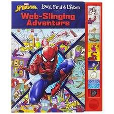 Look Find Listen Spiderman