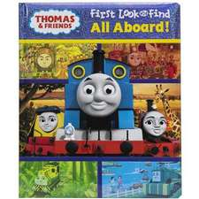 Thomas My 1st Look & Find