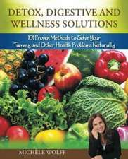 Detox, Digestive and Wellness Solutions