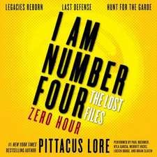 I Am Number Four:  Zero Hour