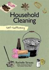 Self-Sufficiency:  Making Your Own Eco-Savvy Cleaning Products