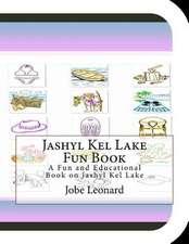 Jashyl Kel Lake Fun Book