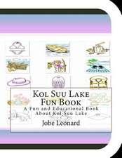 Kol Suu Lake Fun Book