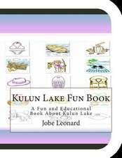 Kulun Lake Fun Book