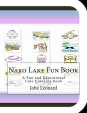 Nako Lake Fun Book