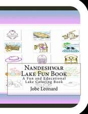 Nandeshwar Lake Fun Book