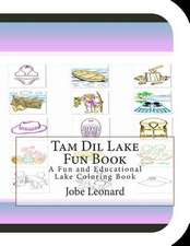Tam DIL Lake Fun Book