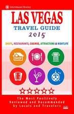 Las Vegas Travel Guide 2015