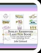 Bosley Reservoir Lake Fun Book